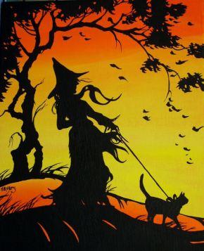 halloweenie…