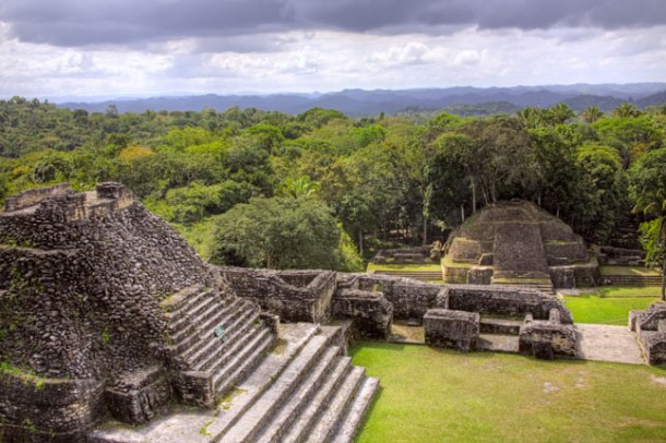 Mayan Ruins - Belize