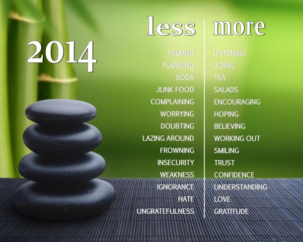 A New Perspective for 2014