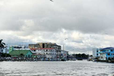 Port - Belize City