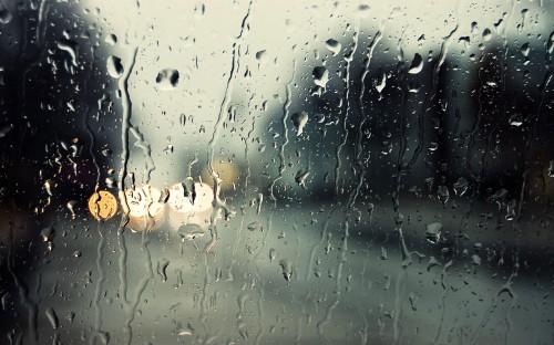 Dark & Rainy