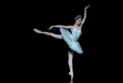 The 'perfect' Ballerina